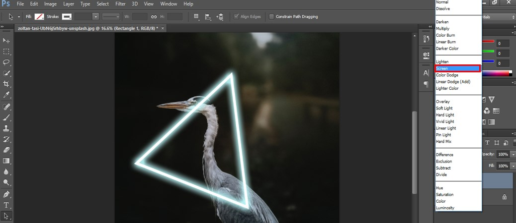 Glow Effects in Photoshop - 22