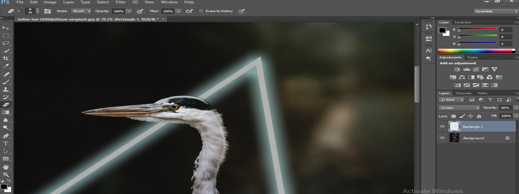 Glow Effects in Photoshop - 26