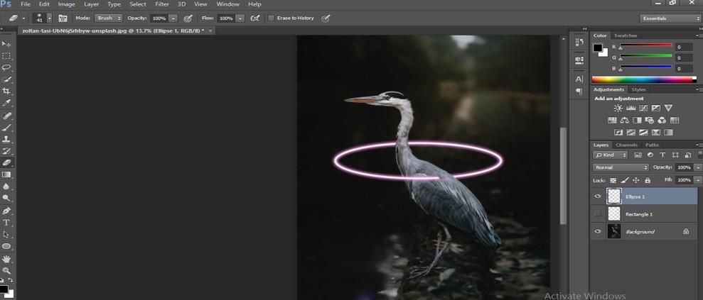 Glow Effects in Photoshop - 28