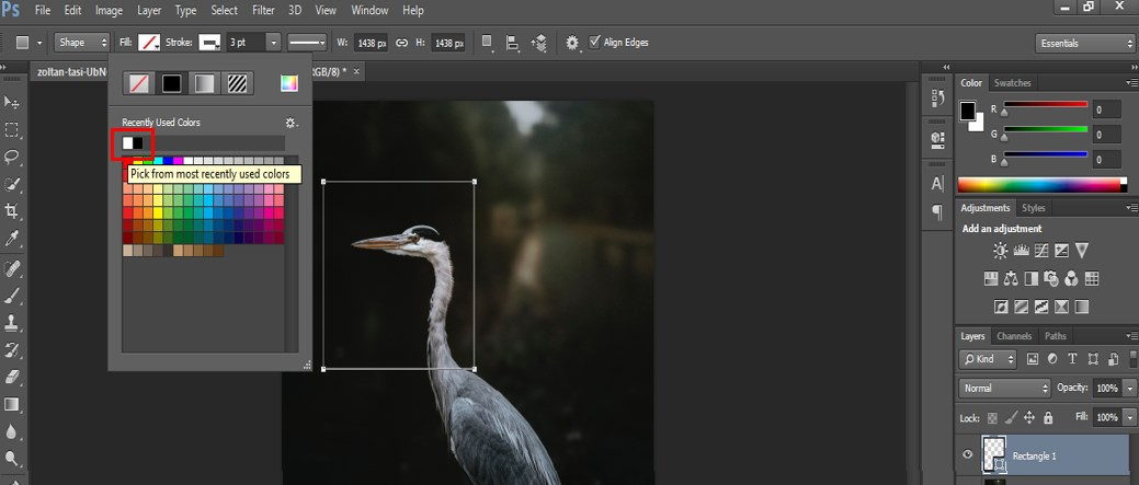 Glow Effects in Photoshop - 6
