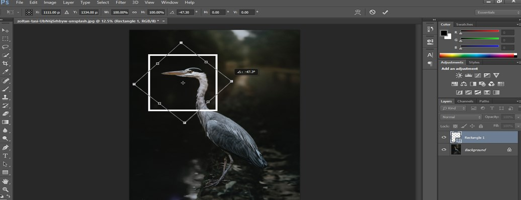 Glow Effects in Photoshop - 8