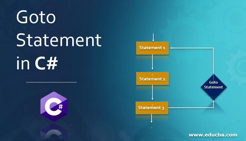 Goto Statement in C#