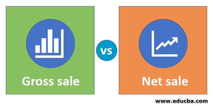 Gross sale vs Net sale