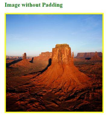 HTML Image Padding OP 5JPG