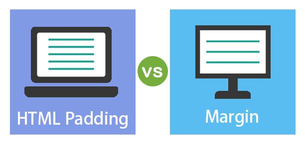 HTML Padding vs Margin