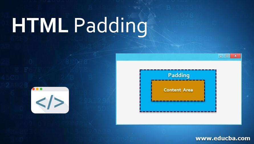 HTML Padding