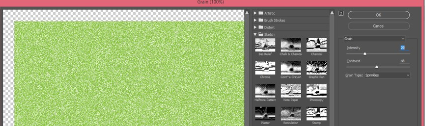 How to Add Texture in Illustrator - 15