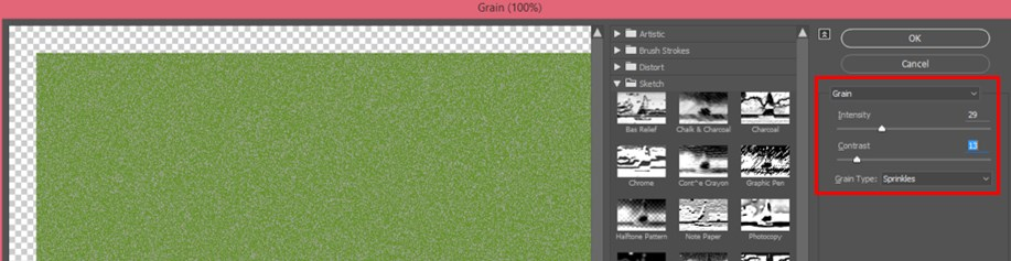 How to Add Texture in Illustrator - 16