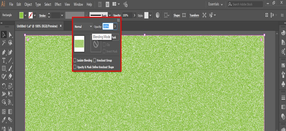 How to Add Texture in Illustrator - 19