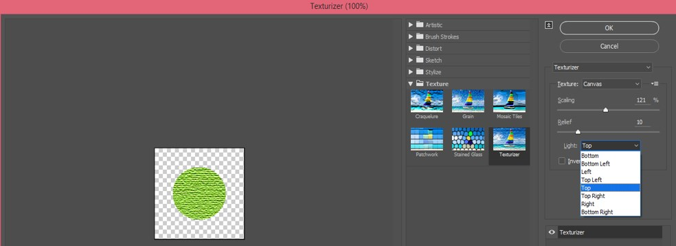 How to Add Texture in Illustrator -25