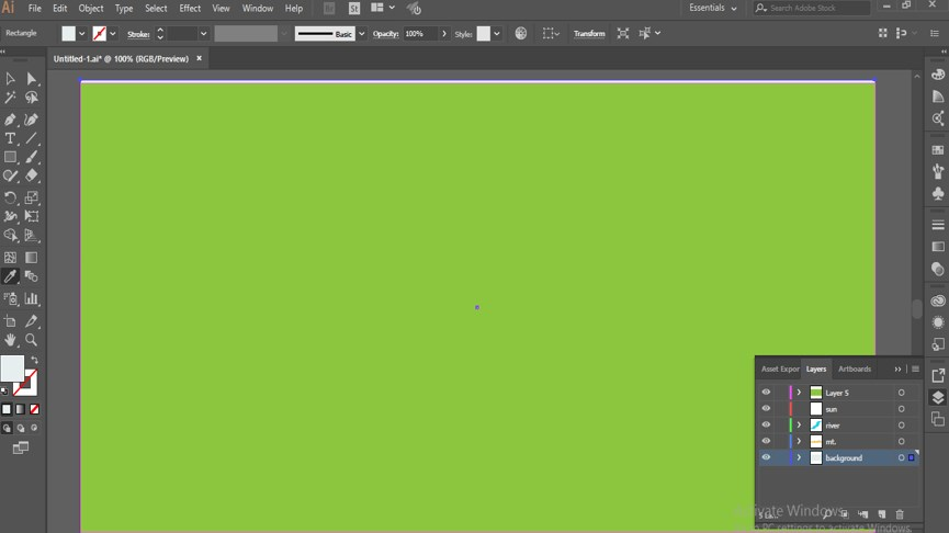 How to Add Texture in Illustrator - 7