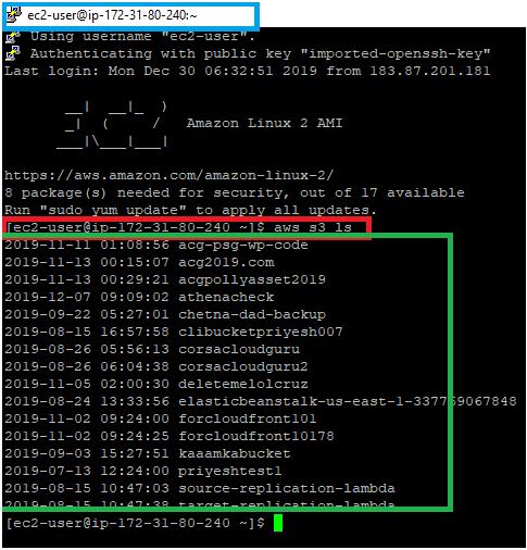 Private DNS Address -1.7.1