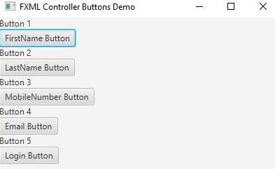 JavaFX Controller 1-2