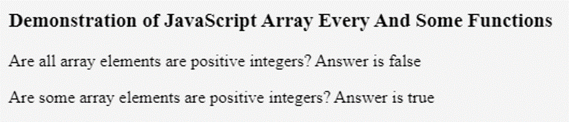 JavaScript Iterate Array-1.3