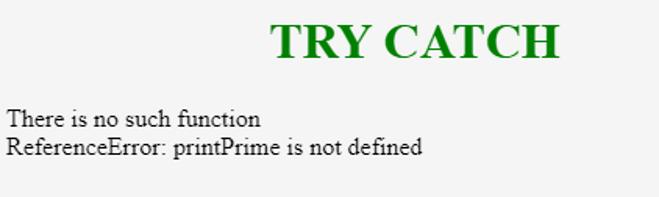 JavaScript Try Catch-1.1
