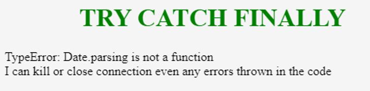 JavaScript Try Catch-1.3
