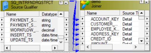 Joiner Transformation in Informatica 5