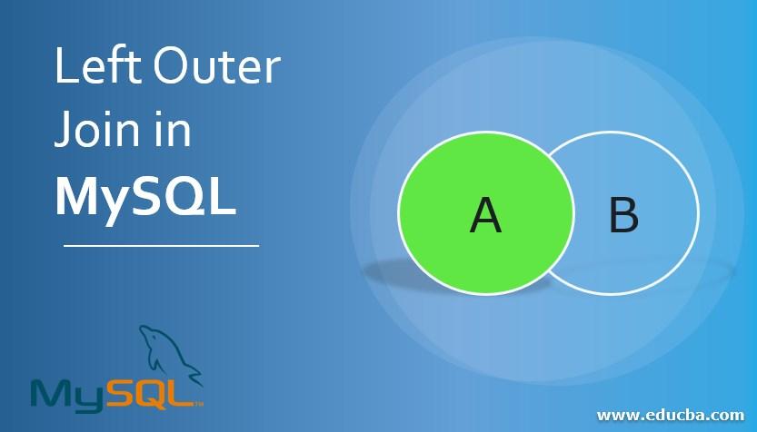 Left Outer Join in MySQL