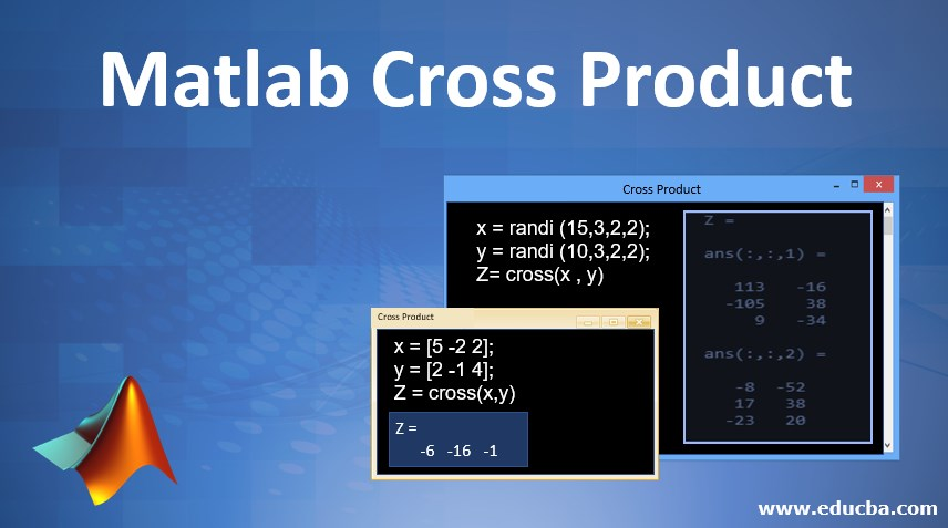 Matlab Cross Product