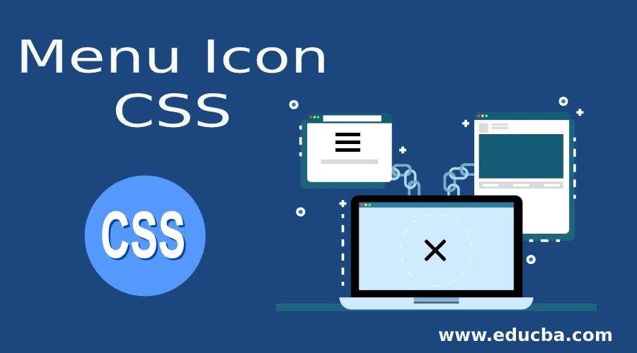 Menu Icon CSS