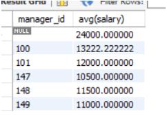 MySQL avg() output 2