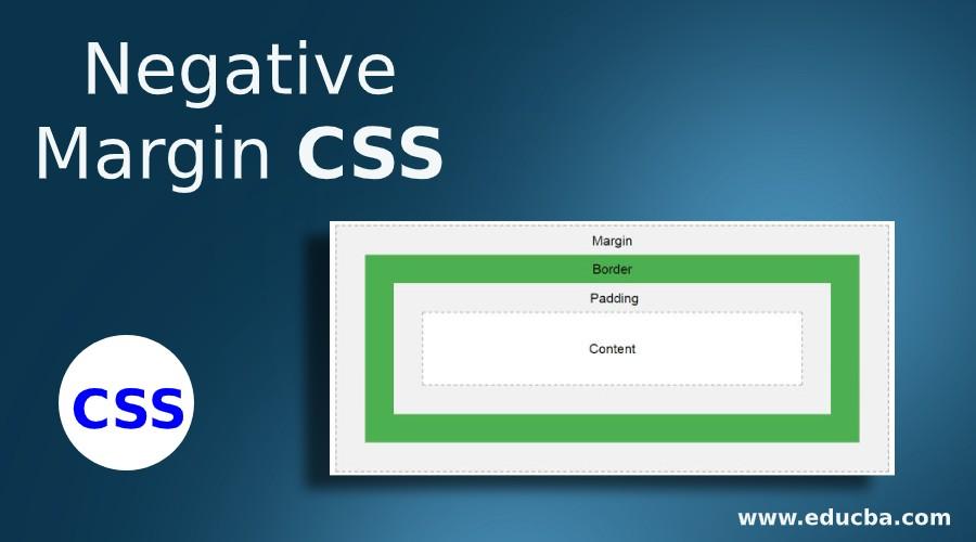 Negative Margin CSS