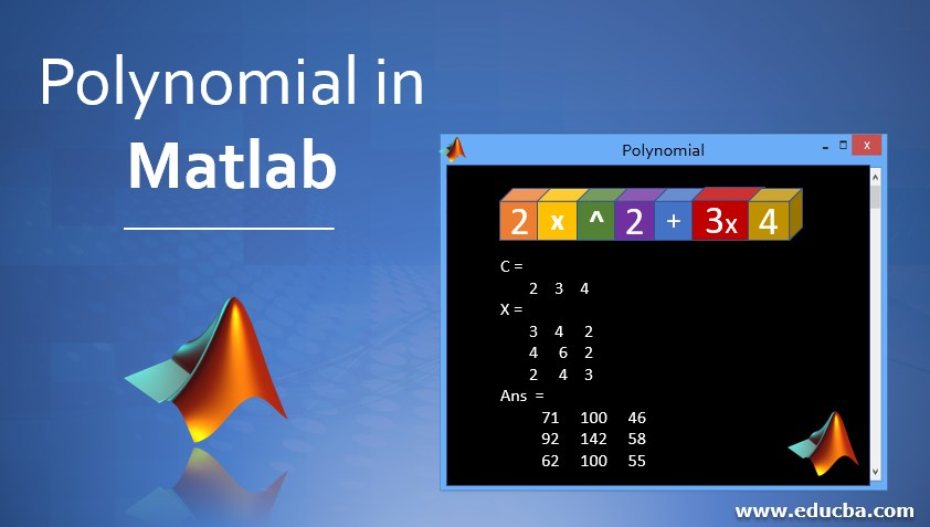 Polynomial in Matlab