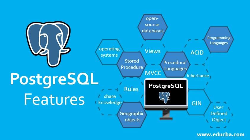 PostgreSQL Features