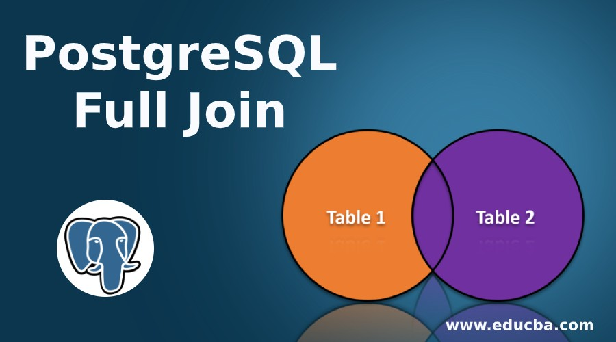 PostgreSQL Full Join