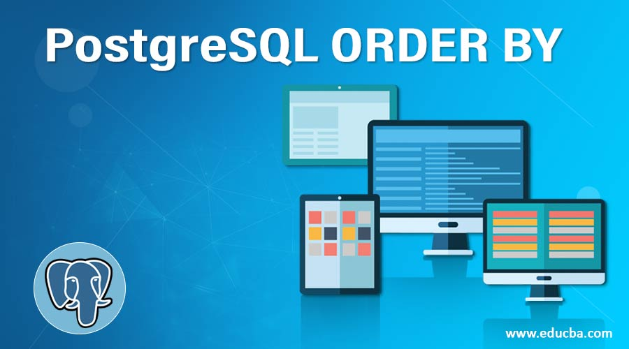 PostgreSQL-ORDER-BY