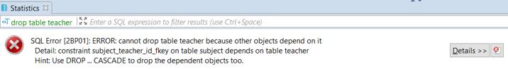 PostgreSQL Table - 4