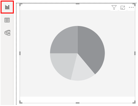 Power BI Pie Chart 1-8
