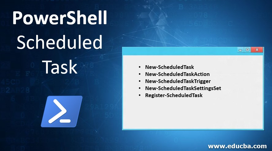 PowerShell Scheduled Task