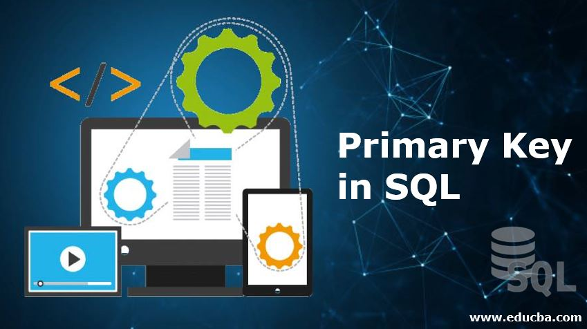 Primary Key in SQL