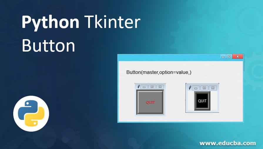 Python Tkinter Button