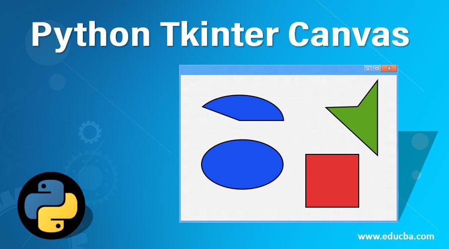 Python-Tkinter-Canvas