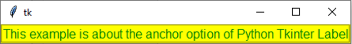 Python Tkinter Label-1.4
