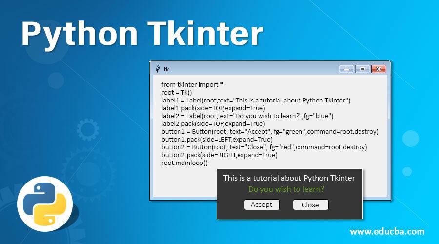 Python-Tkinter