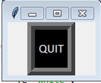 Python Tkinter Button - example2
