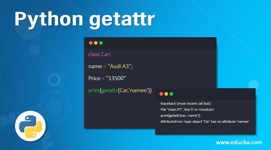 Python-getattr