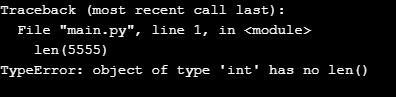 Python len Function 1-3