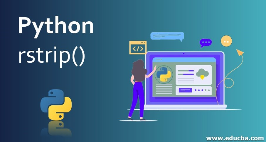 Python rstrip()