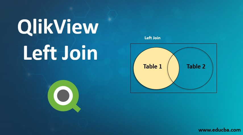 Qlikview left join