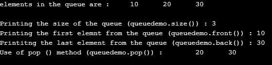 Queue in C++ 1-1