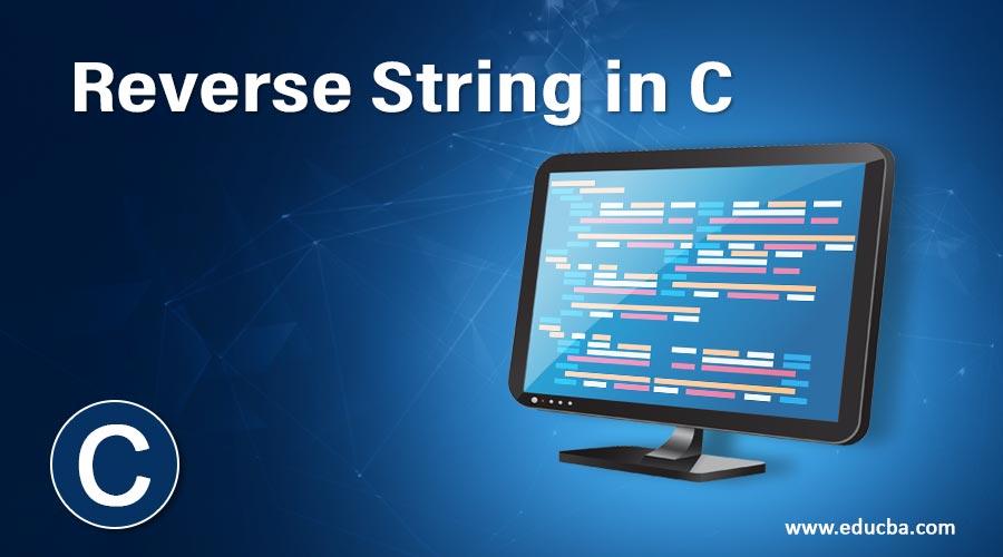 Reverse-String-in-C