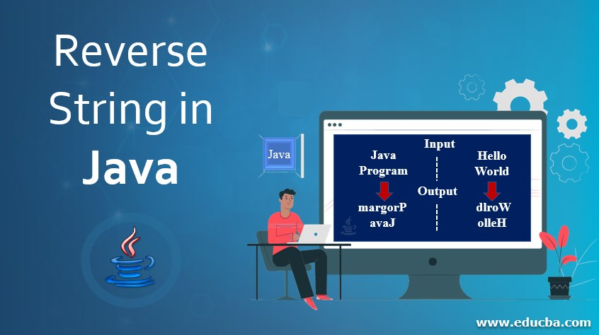 Reverse String in Java