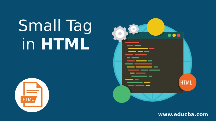 Small Tag in HTML