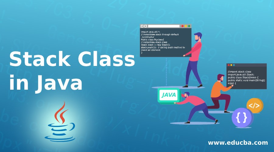 Stack Class in Java