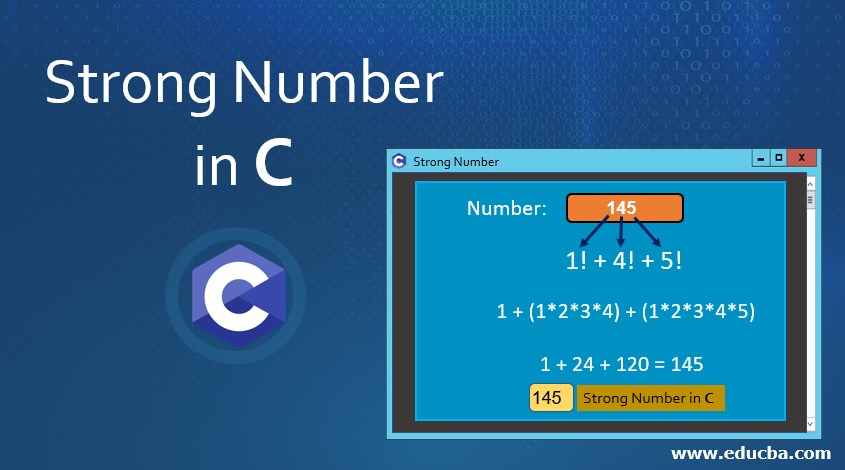 Strong Number in C