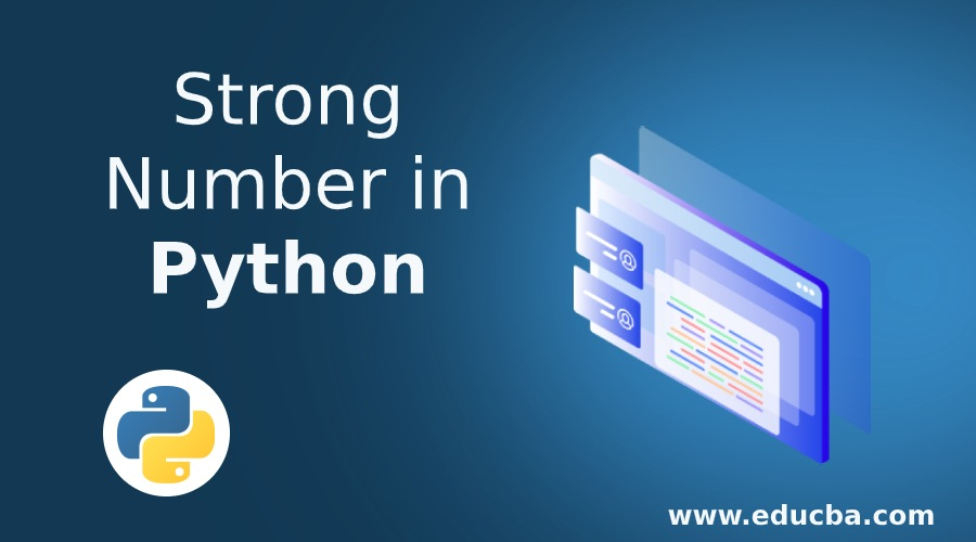 Strong Number in Python